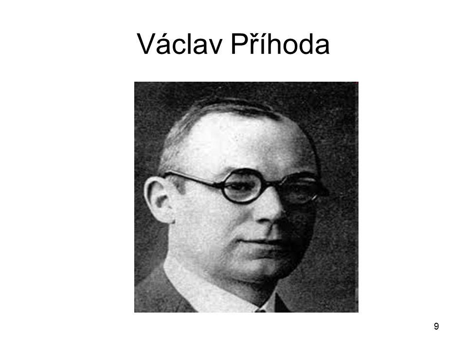 Václav Příhoda