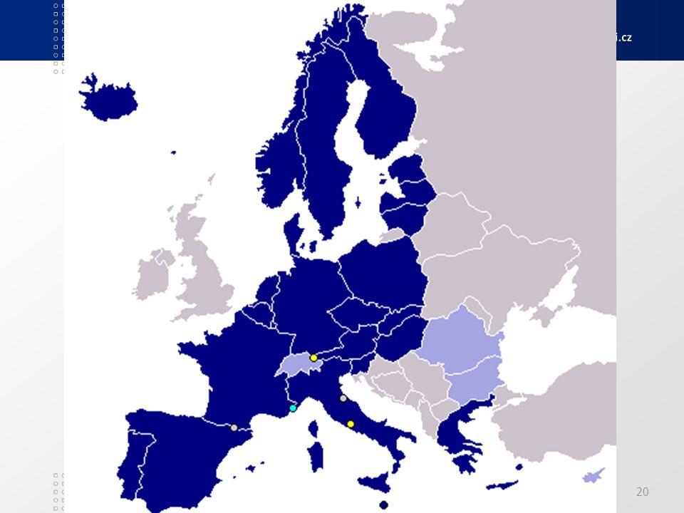 Schengenský systém 20