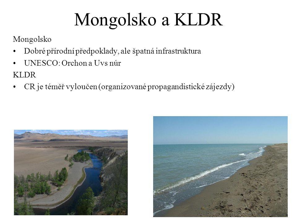 Mongolsko a KLDR Mongolsko