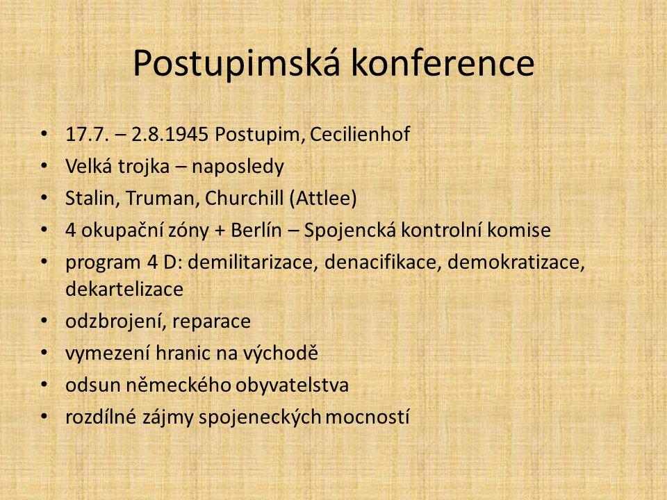 Postupimská konference
