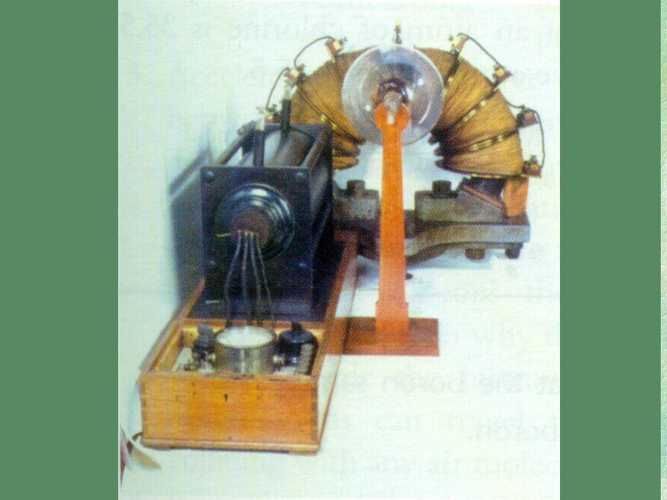 Aston's Mass Spectrometer