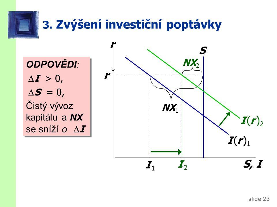 Nominální měnový kurz e = nominální měnový kurz; relativní cena domácí měny v jednotkách zahraniční měny.