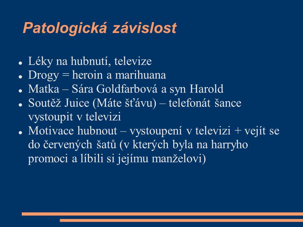 Patologická závislost