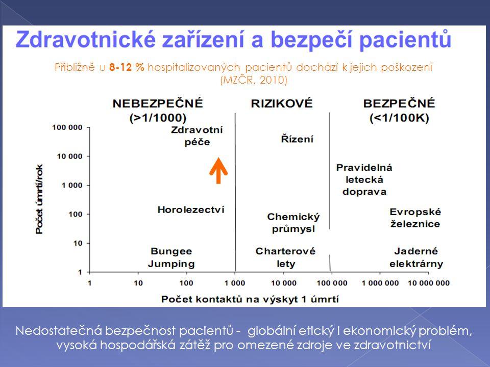 vysoká hospodářská zátěž pro omezené zdroje ve zdravotnictví