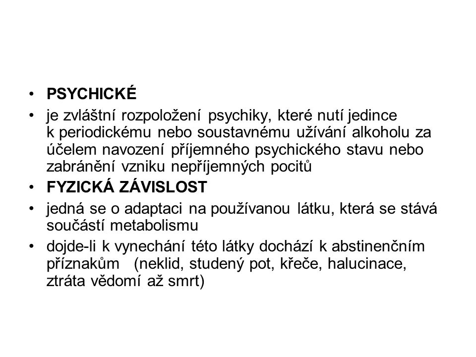 PSYCHICKÉ