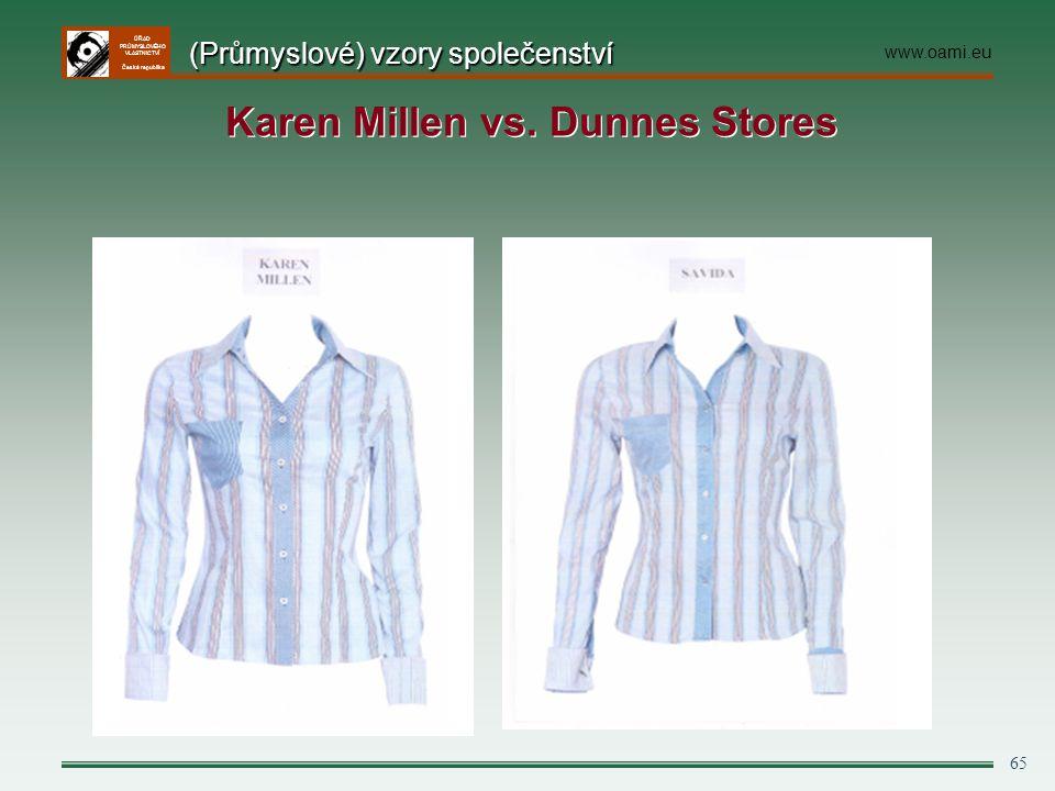 Karen Millen vs. Dunnes Stores