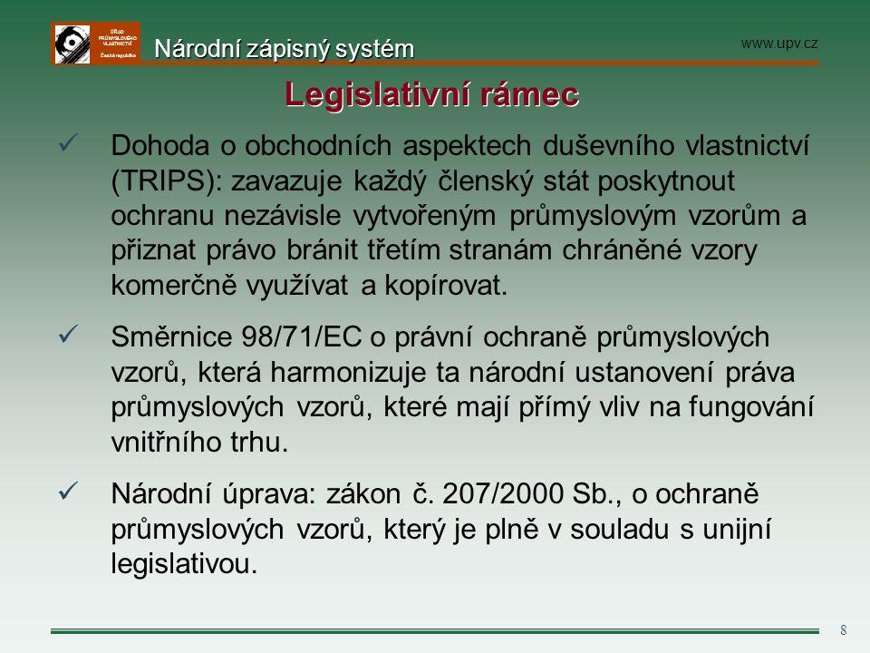 Národní zápisný systém