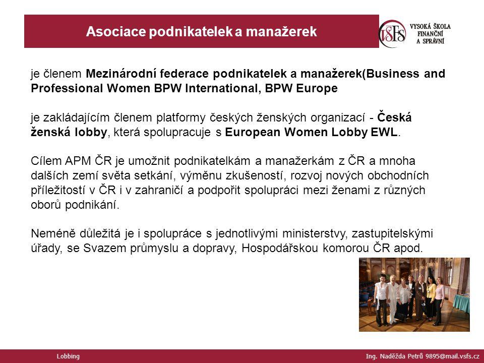 Asociace podnikatelek a manažerek