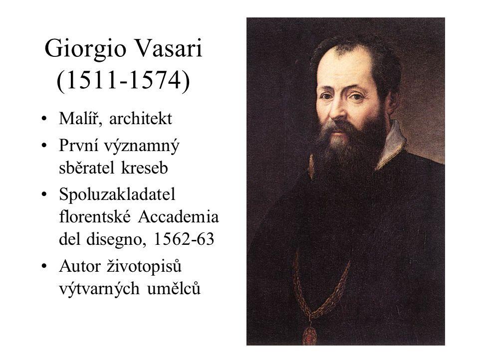 Giorgio Vasari (1511-1574) Malíř, architekt