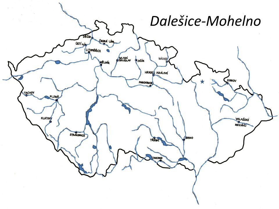 Dalešice-Mohelno
