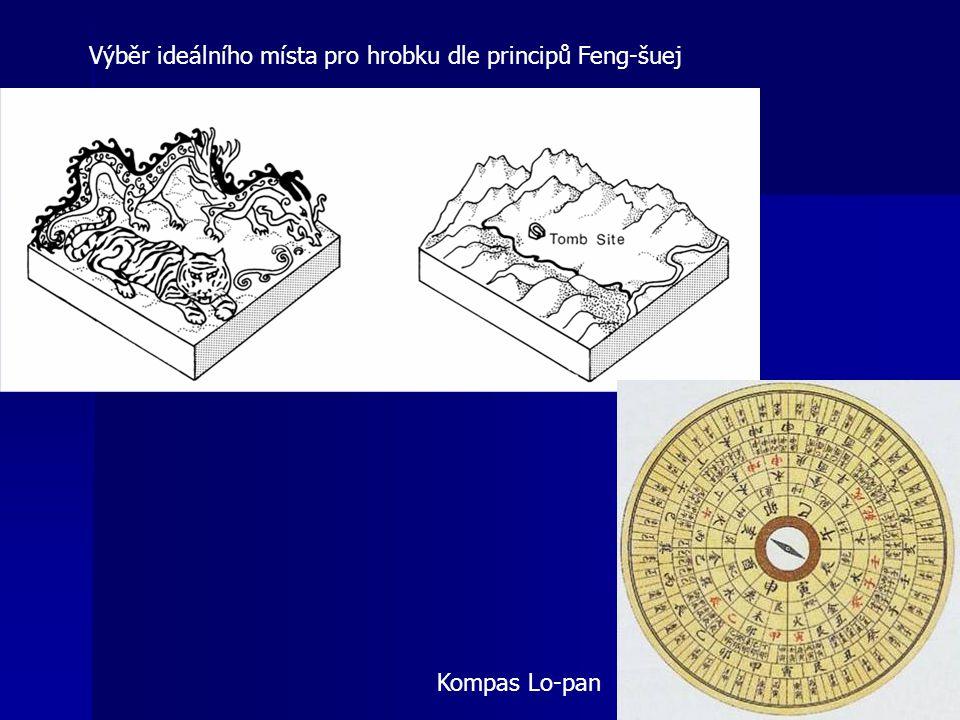Výběr ideálního místa pro hrobku dle principů Feng-šuej