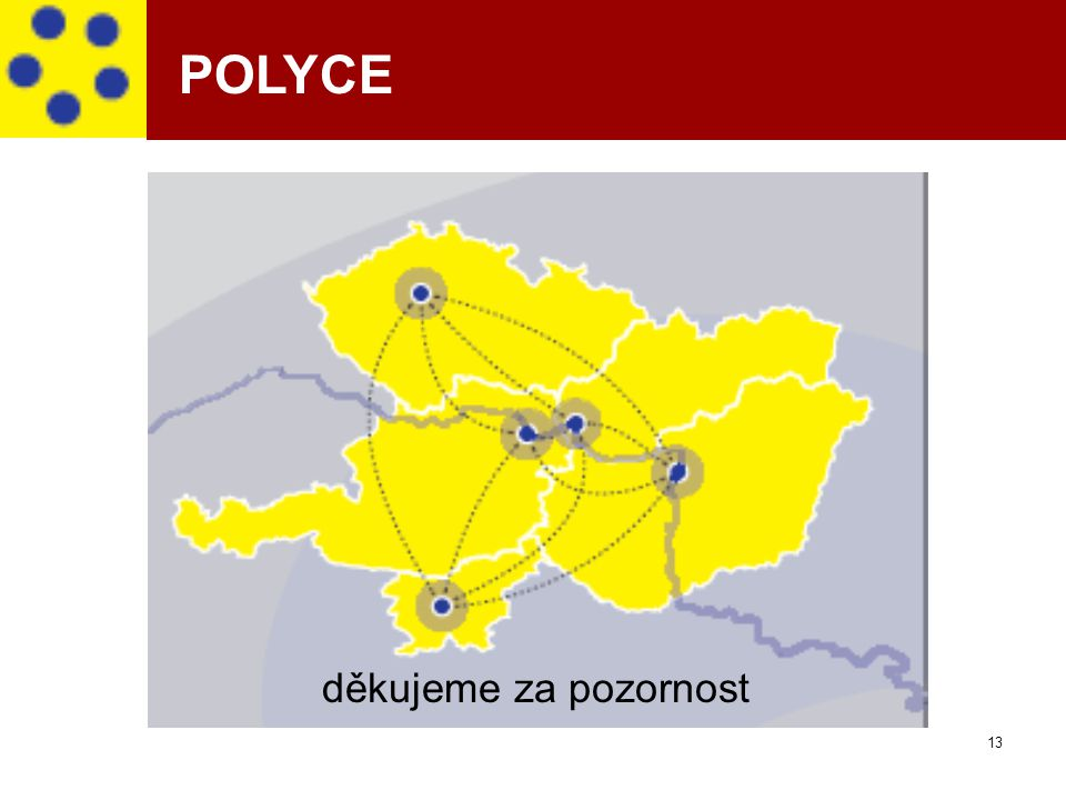 POLYCE děkujeme za pozornost