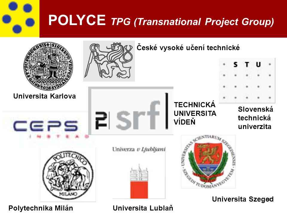 POLYCE TPG (Transnational Project Group)