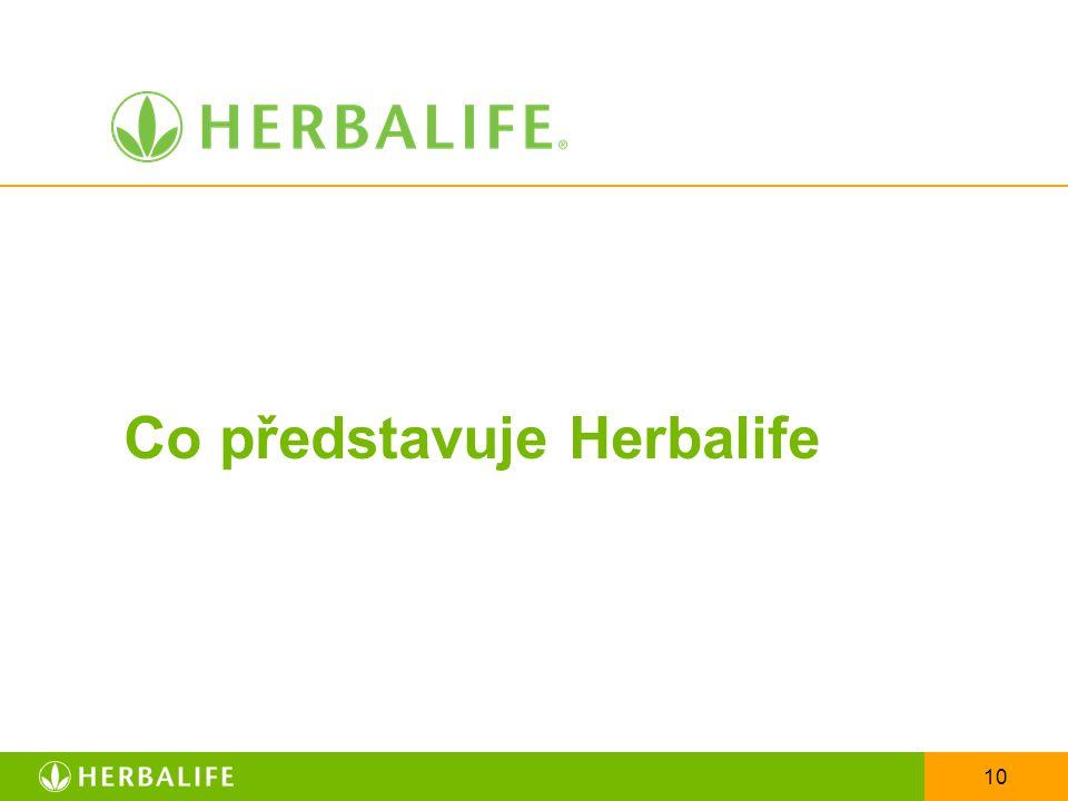 Co představuje Herbalife