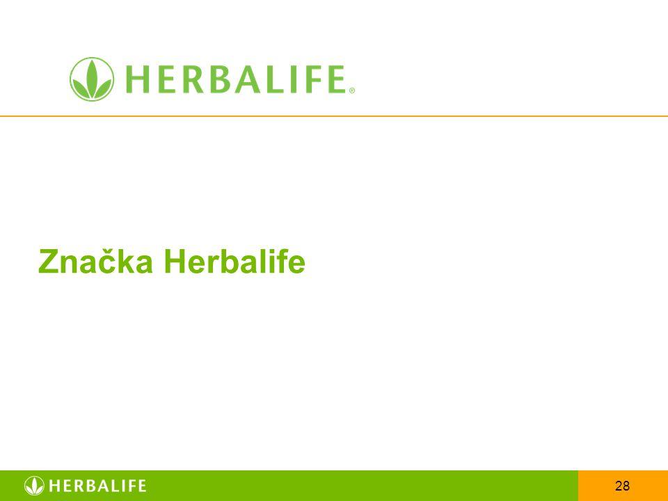 Značka Herbalife