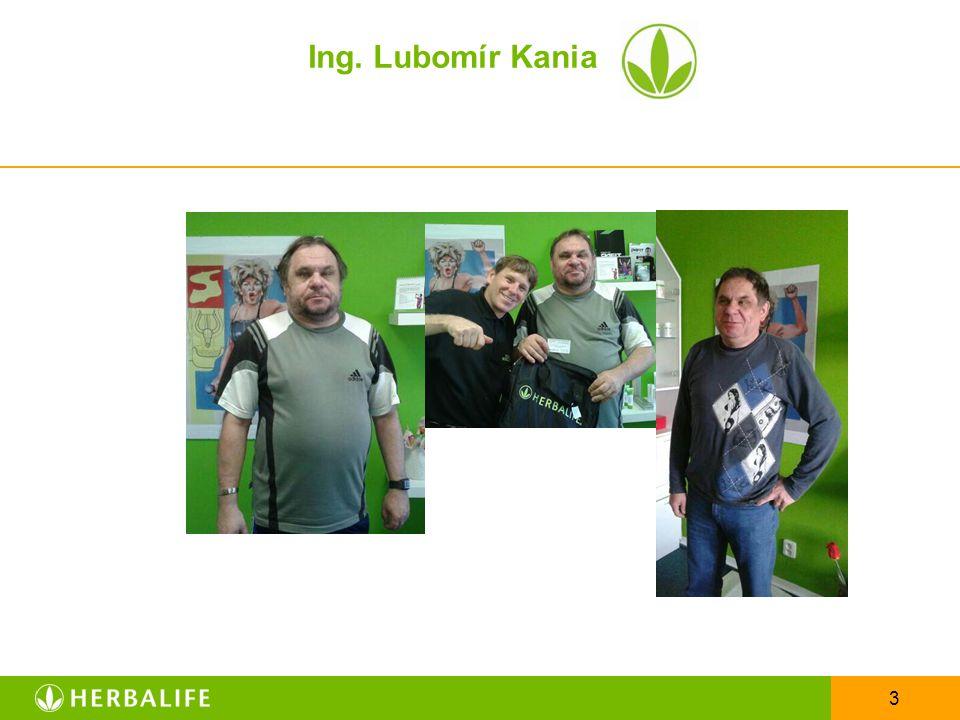Ing. Lubomír Kania