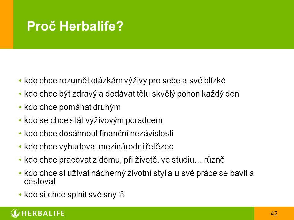 Proč Herbalife kdo chce rozumět otázkám výživy pro sebe a své blízké