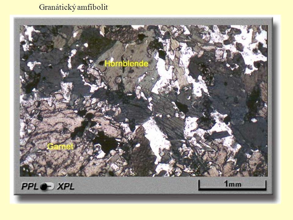 Granátický amfibolit