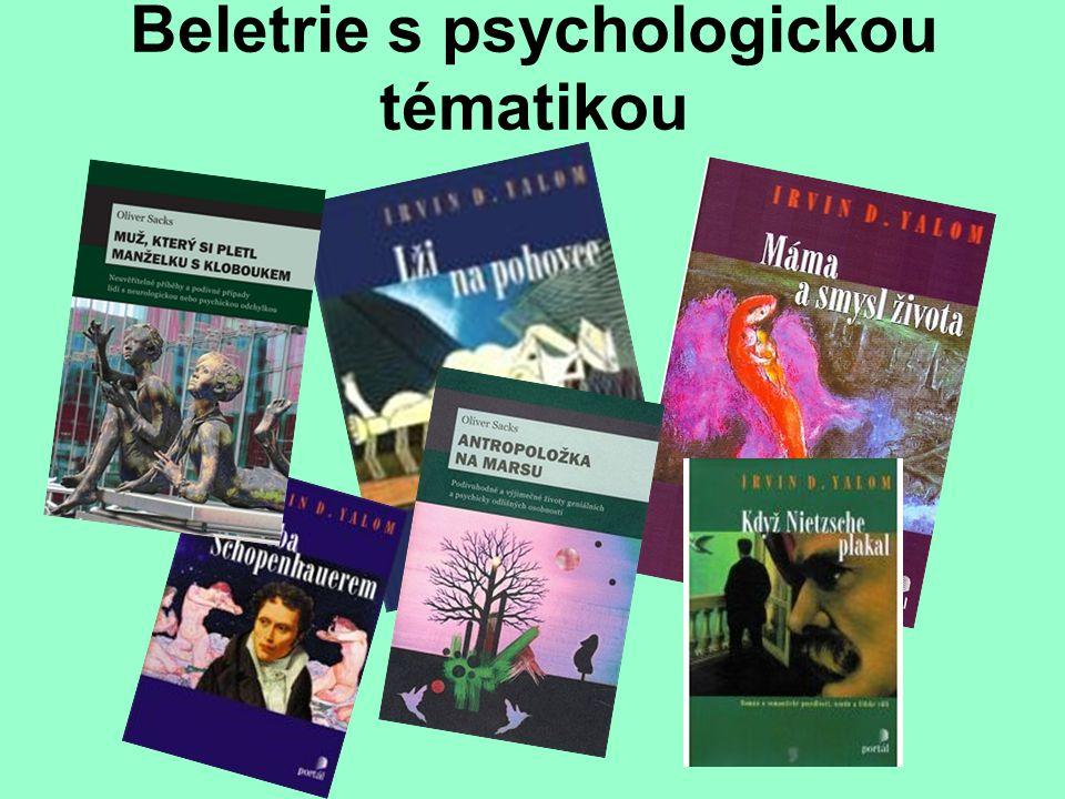 Beletrie s psychologickou tématikou
