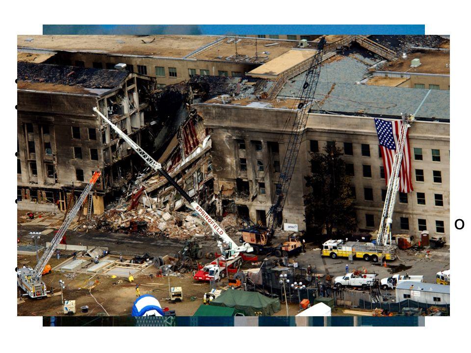 Příklady terorismu Útoky z 11. září 2001 Al - Kajda unesla 4 letadla