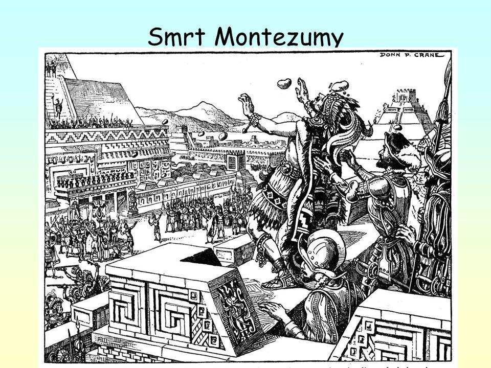 Smrt Montezumy