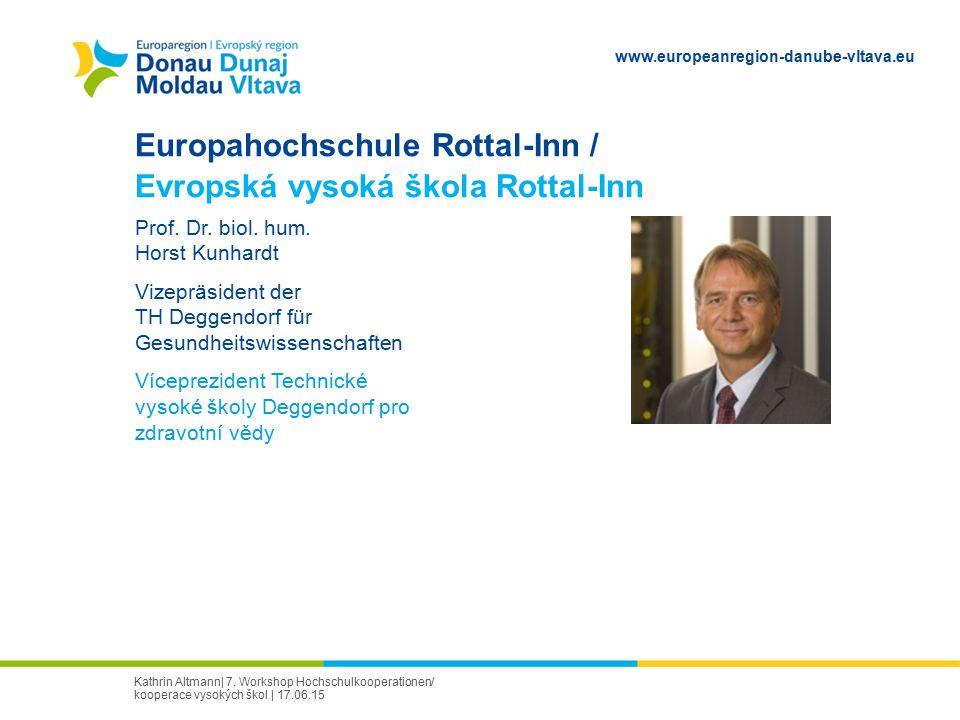 Europahochschule Rottal-Inn / Evropská vysoká škola Rottal-Inn