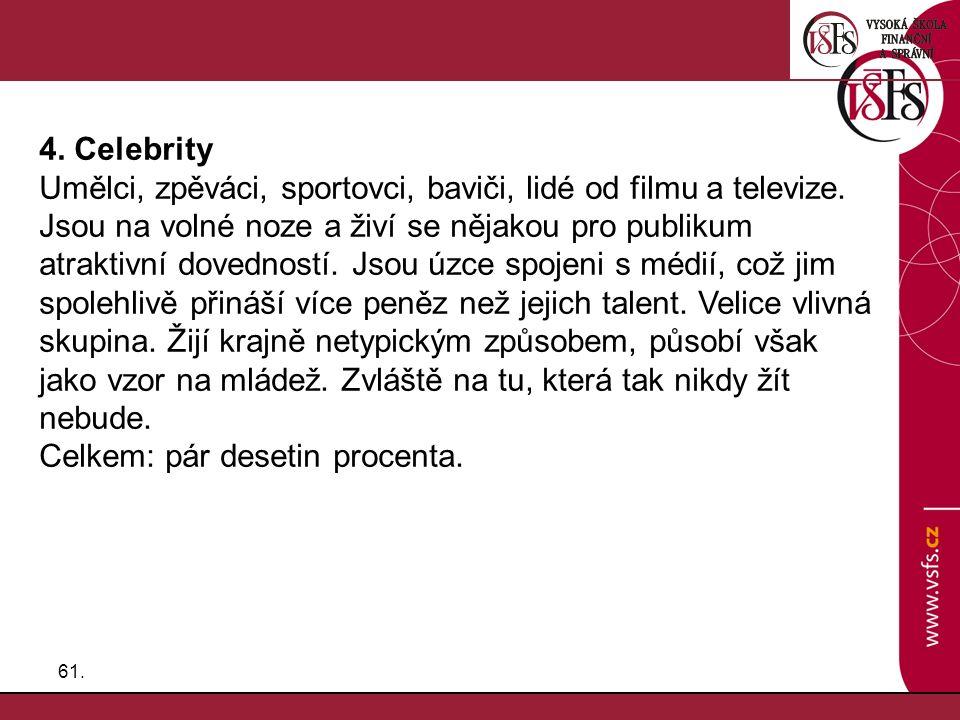 4. Celebrity