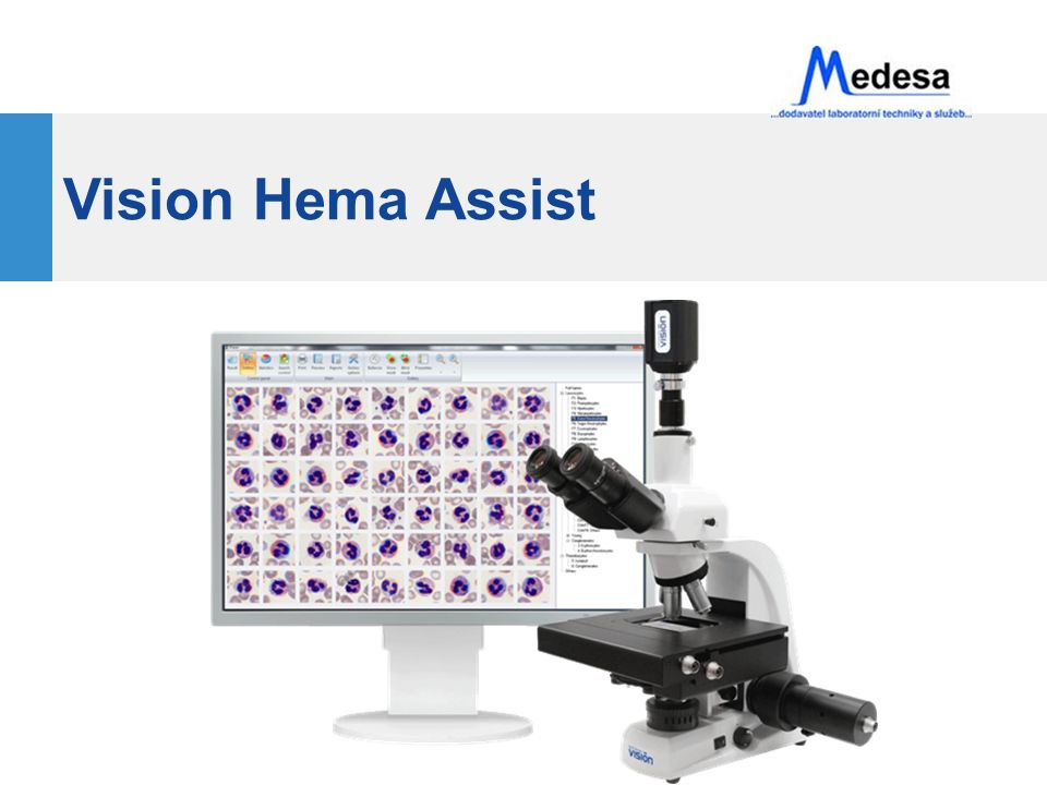 Vision Hema Assist
