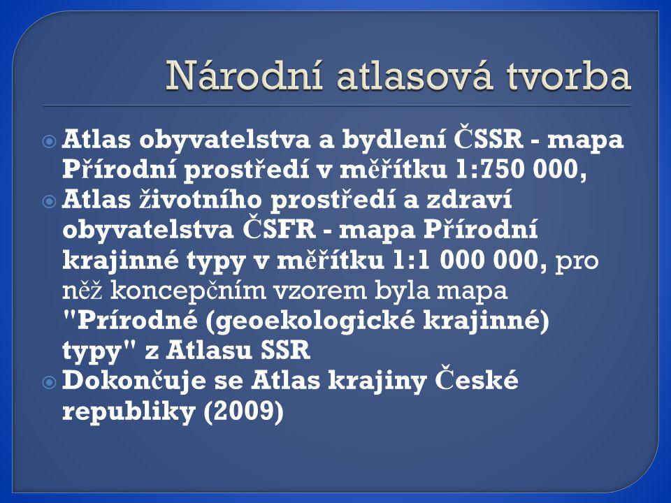 Národní atlasová tvorba