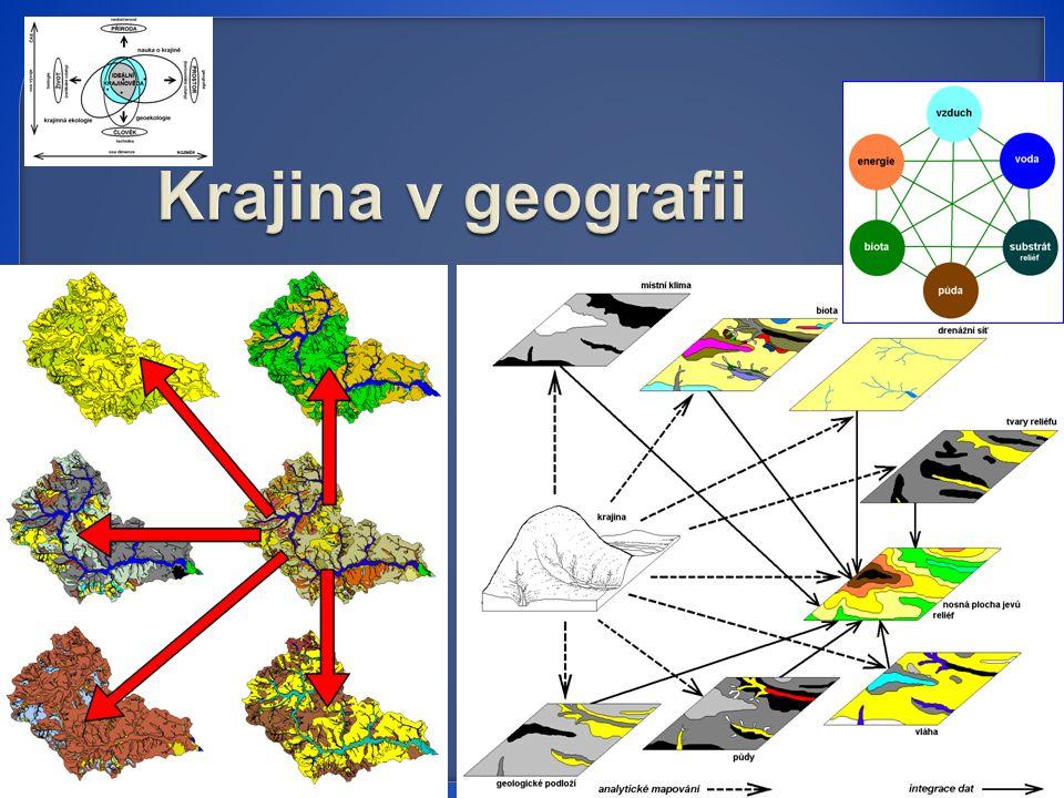 Krajina v geografii