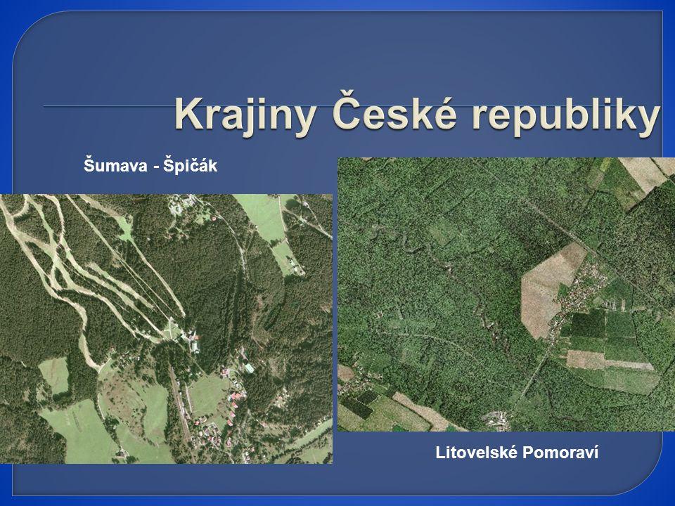 Krajiny České republiky