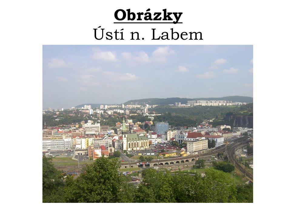 Obrázky Ústí n. Labem