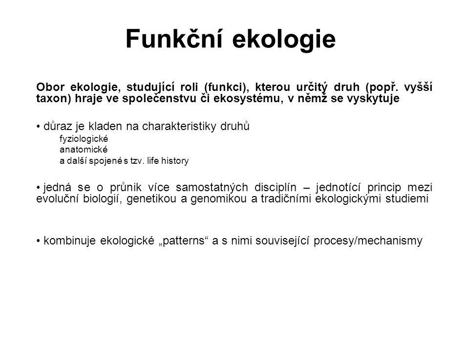 Funkční ekologie