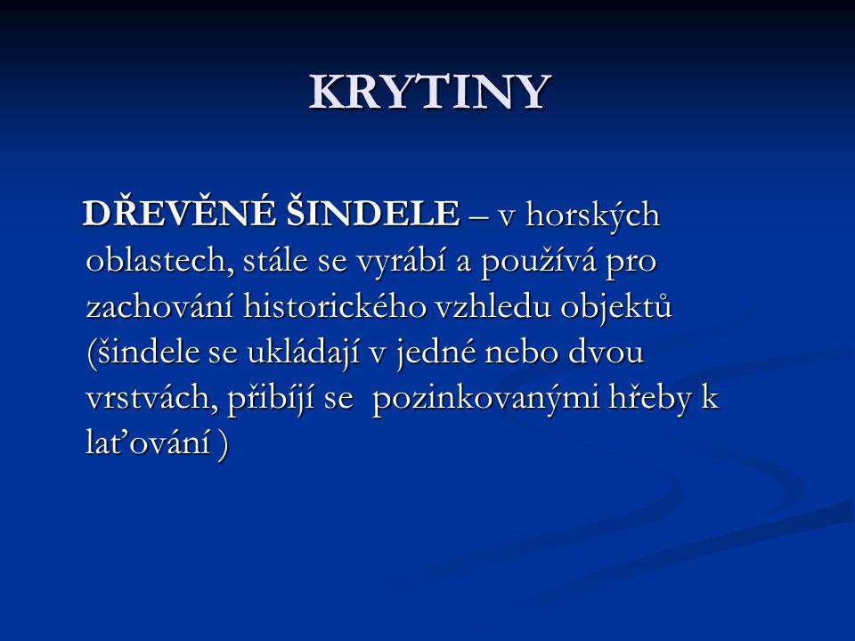 KRYTINY