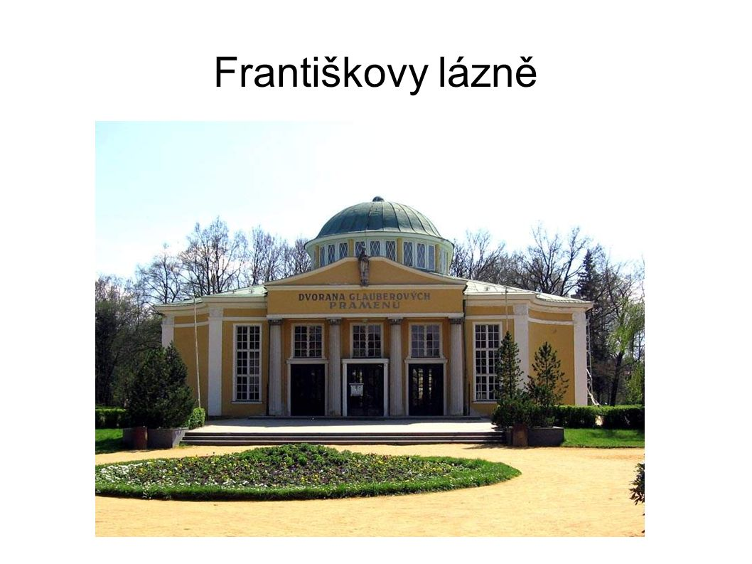 Františkovy lázně