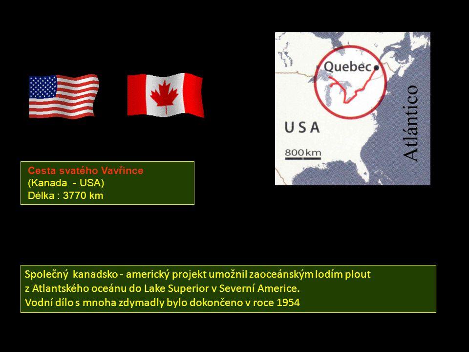 Společný kanadsko - americký projekt umožnil zaoceánským lodím plout
