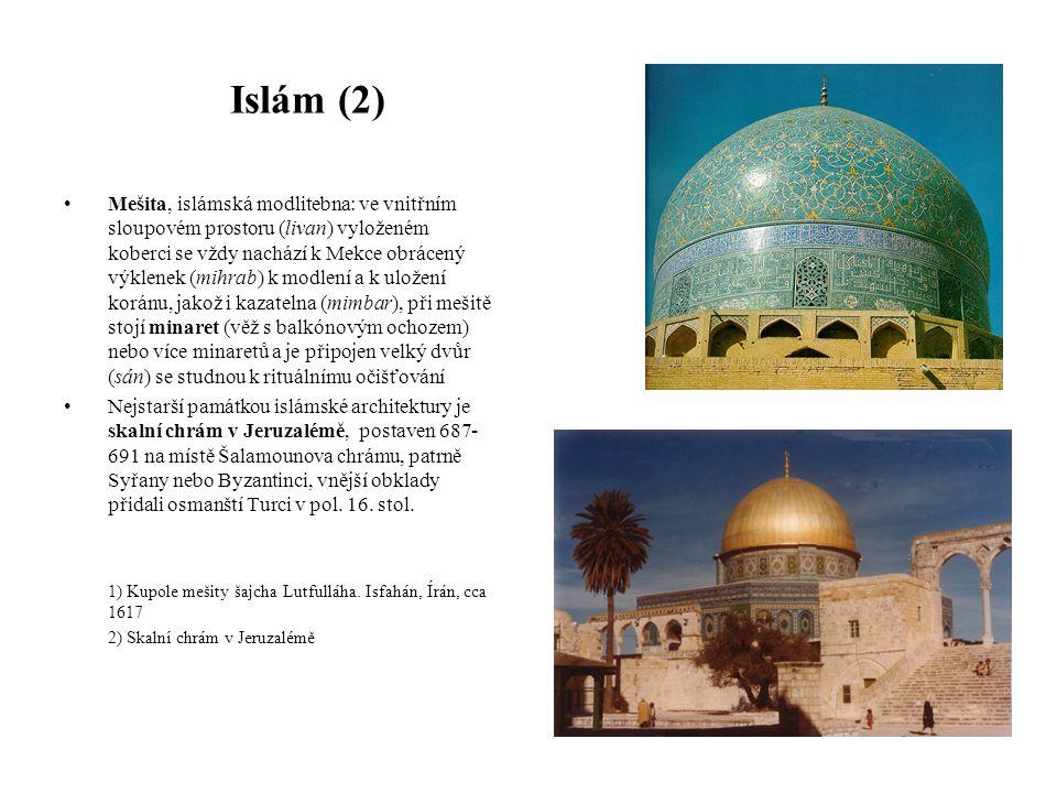 Islám (2)