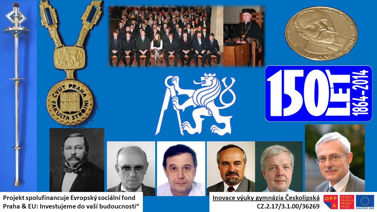 Projekt spolufinancuje Evropský sociální fond