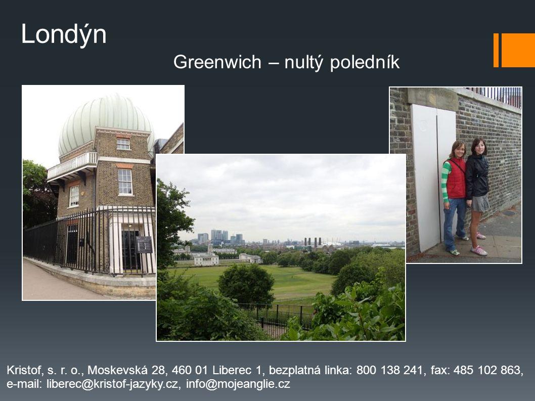Greenwich – nultý poledník