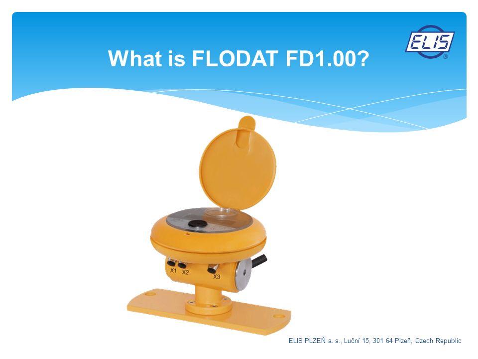 What is FLODAT FD1.00 ELIS PLZEŇ a. s., Luční 15, 301 64 Plzeň, Czech Republic