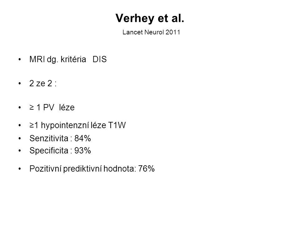 Verhey et al. Lancet Neurol 2011