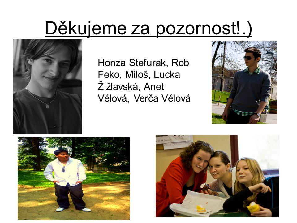 Děkujeme za pozornost!.)