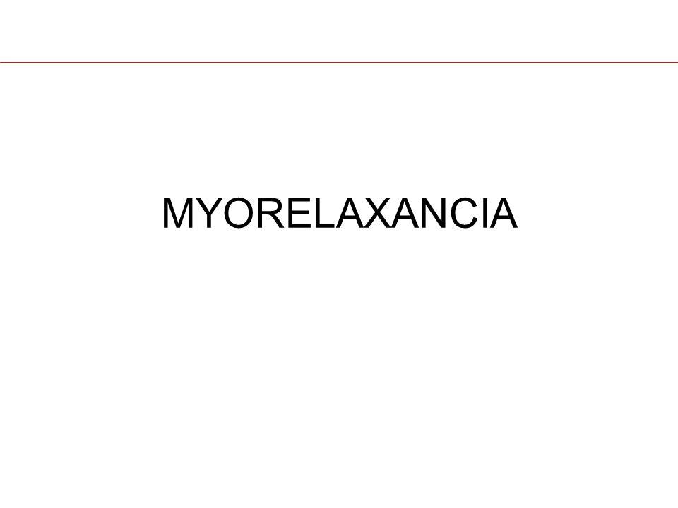 MYORELAXANCIA