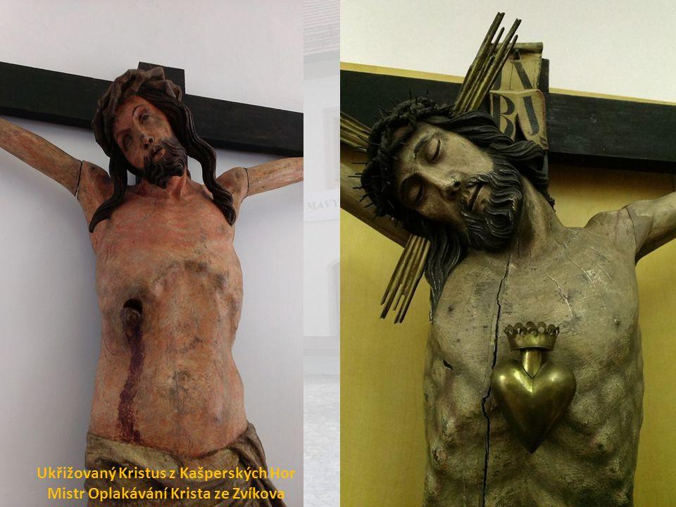 Ukřižovaný Kristus z Kašperských Hor
