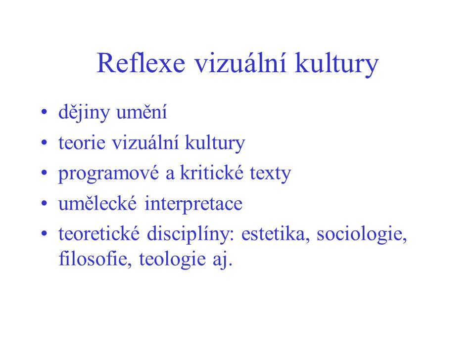 Reflexe vizuální kultury
