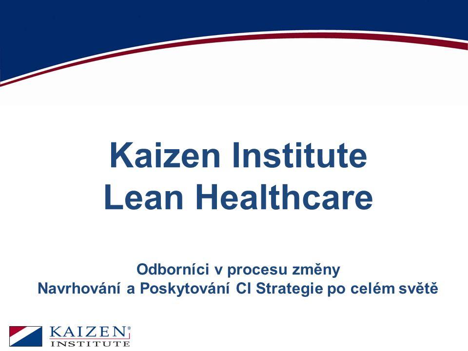 Kaizen Institute Lean Healthcare