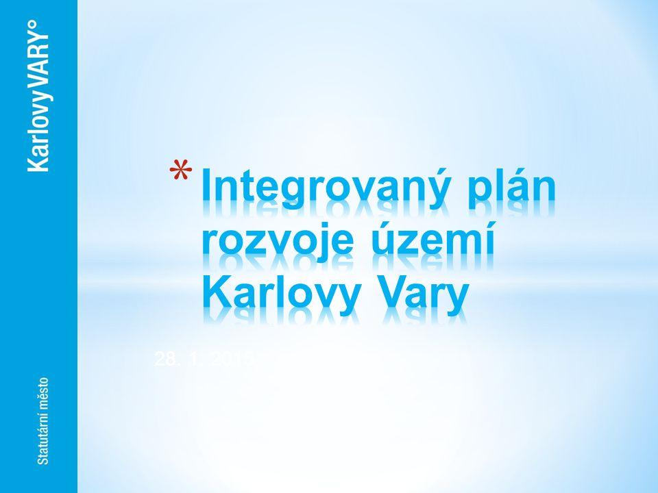 Integrovaný plán rozvoje území Karlovy Vary