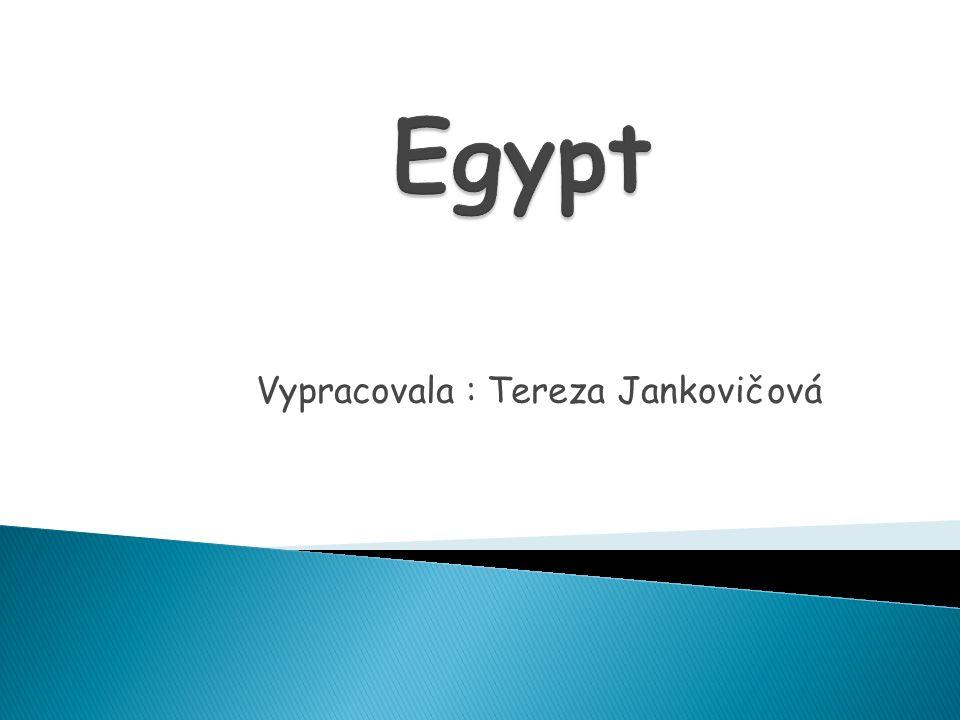 Vypracovala : Tereza Jankovičová