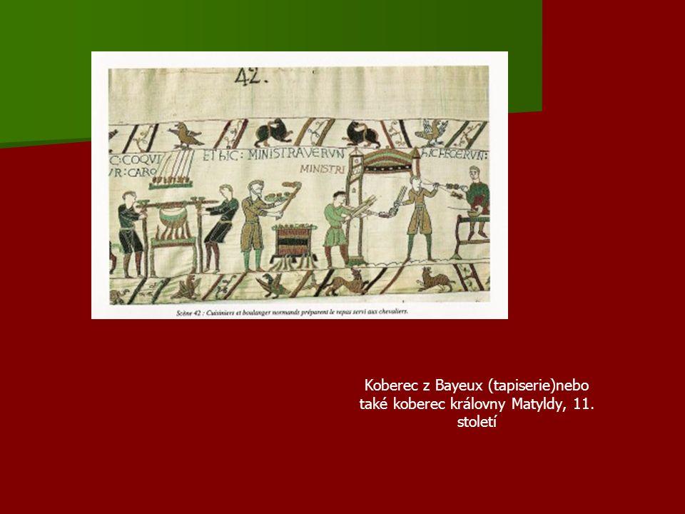 Koberec z Bayeux (tapiserie)nebo také koberec královny Matyldy, 11