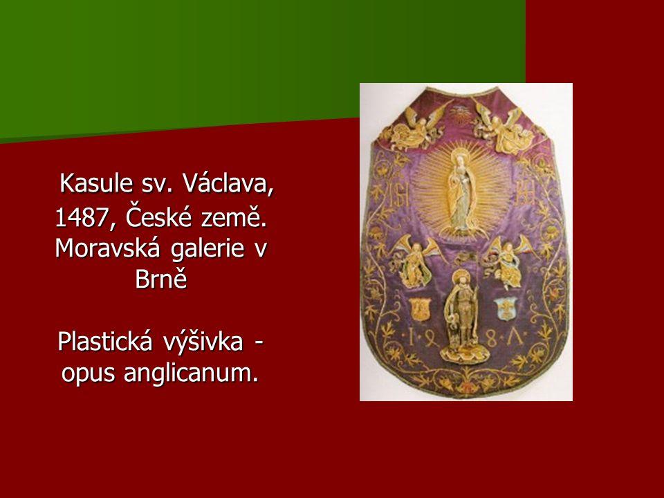 Kasule sv. Václava, 1487, České země